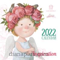 "Calendar gift Lounge ""Yoga"" Gapchinskaya 2021"